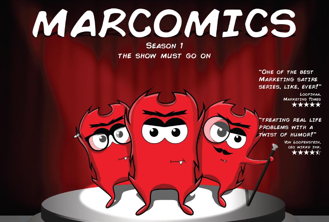MarComics cover
