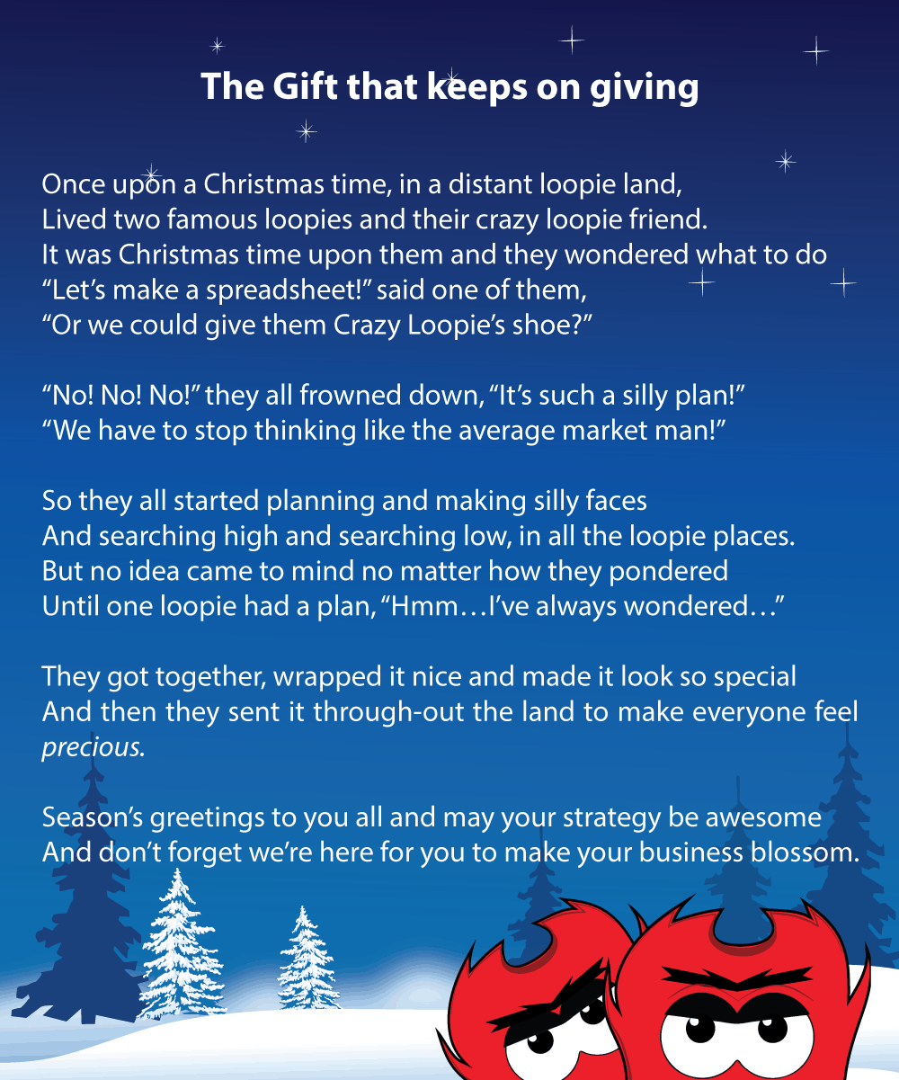 Loopaa Christmas Poem