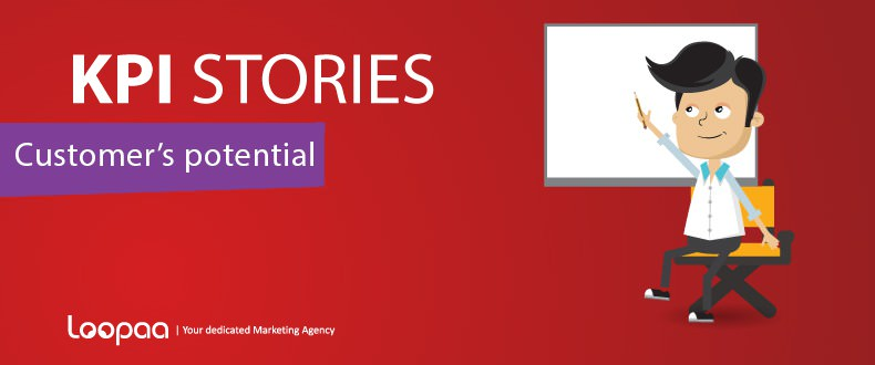Marketing KPI Stories - Customer's potential