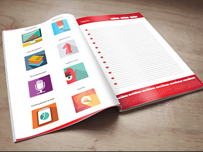 interior agenda personalizata