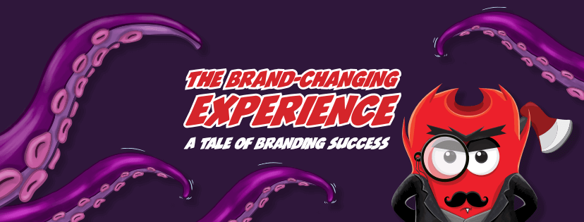 The brand changing experience