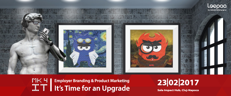 Marketing 4 IT – IT's time for an upgrade