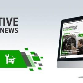 Automotive Aftermarket News Cover
