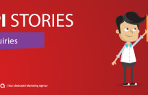 Marketing KPI Stories - Inquiries