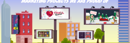 Marketing Projects we are proud of