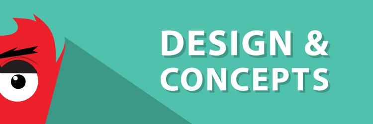 Design & concepts