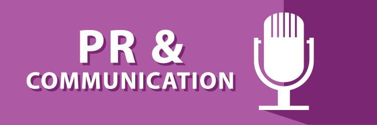 PR & communication
