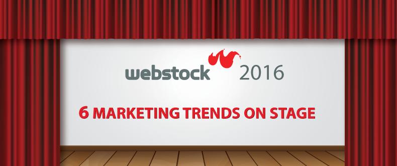 6 marketing trends at Webstock 2016