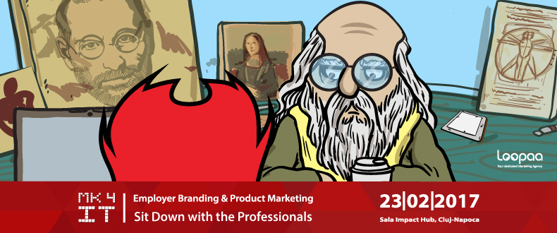 marketing 4 IT – Sit Down with the professionals