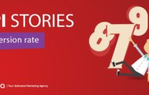 Marketing KPI Stories - Conversion rate