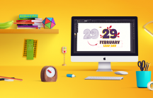 Loopaa Leap Day 790x330px